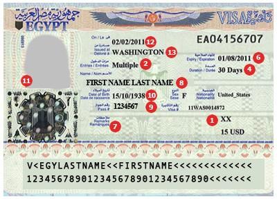 sekcja specjalna przejść do trybu online świetna jakość View Samples of Travel Visas | CIBTvisas UK